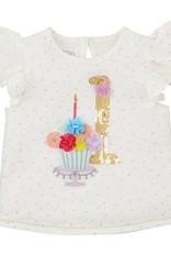 One Birthday Shirt 12-18mos