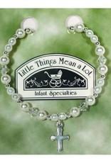 Baby Christening Bracelet