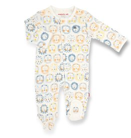 Magnificent Baby Mane Event Magnetic Footie