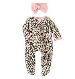 Leopard Sleeper w/HB