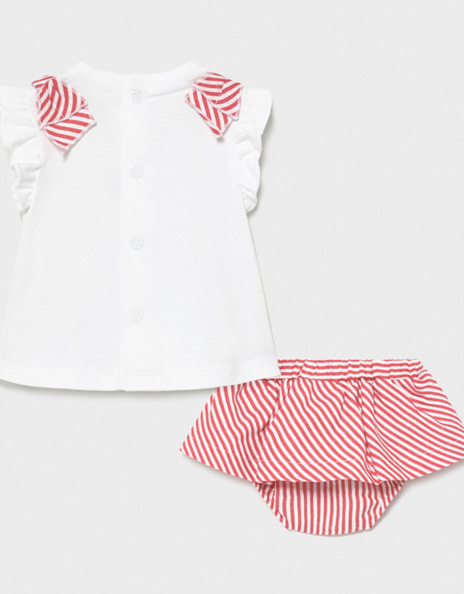 Ecofriends Skirt Set