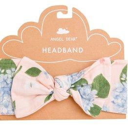 Hydrangea Headband 0-12m