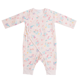 Mermaids Wrap Coverall