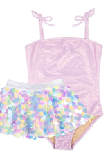 Shade Critters Lilac Pallette Skirt