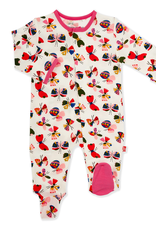 Magnificent Baby Flitter Flatter Magnetic Footie