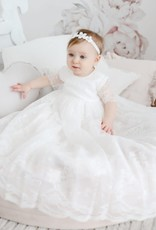 Teter Warm Lace Gown Ivory