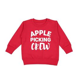 Apple Picking Crew Sweatshirt