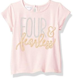 Four & Fearless Tee 4t