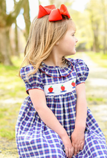 Maddie and Connor Apple Dress