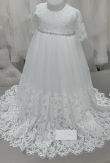Teter Warm Baptism Gown