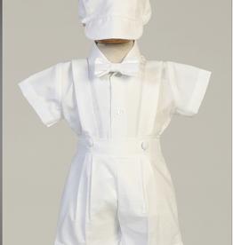 Swea Pea & Lilli Cotton Oxford Suspender Short Set TOD