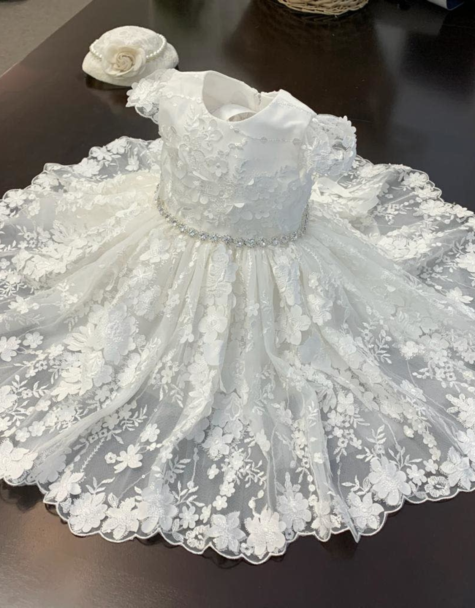 Teter Warm Flower Dress
