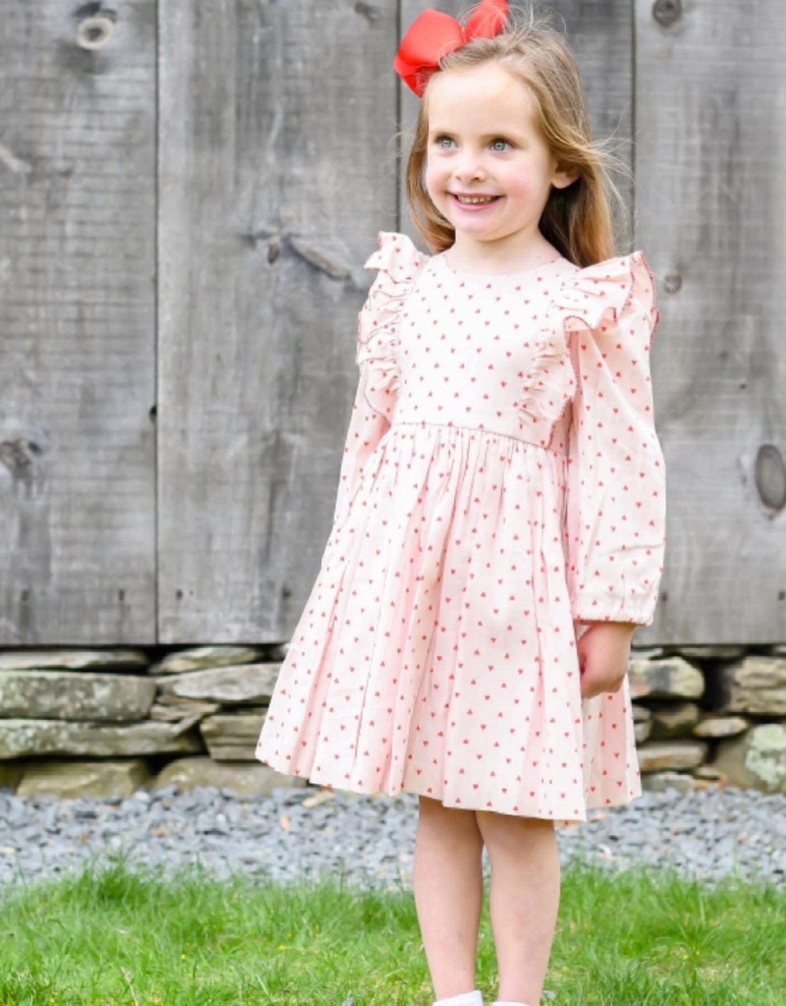 Maddie and Connor Hearts Dress