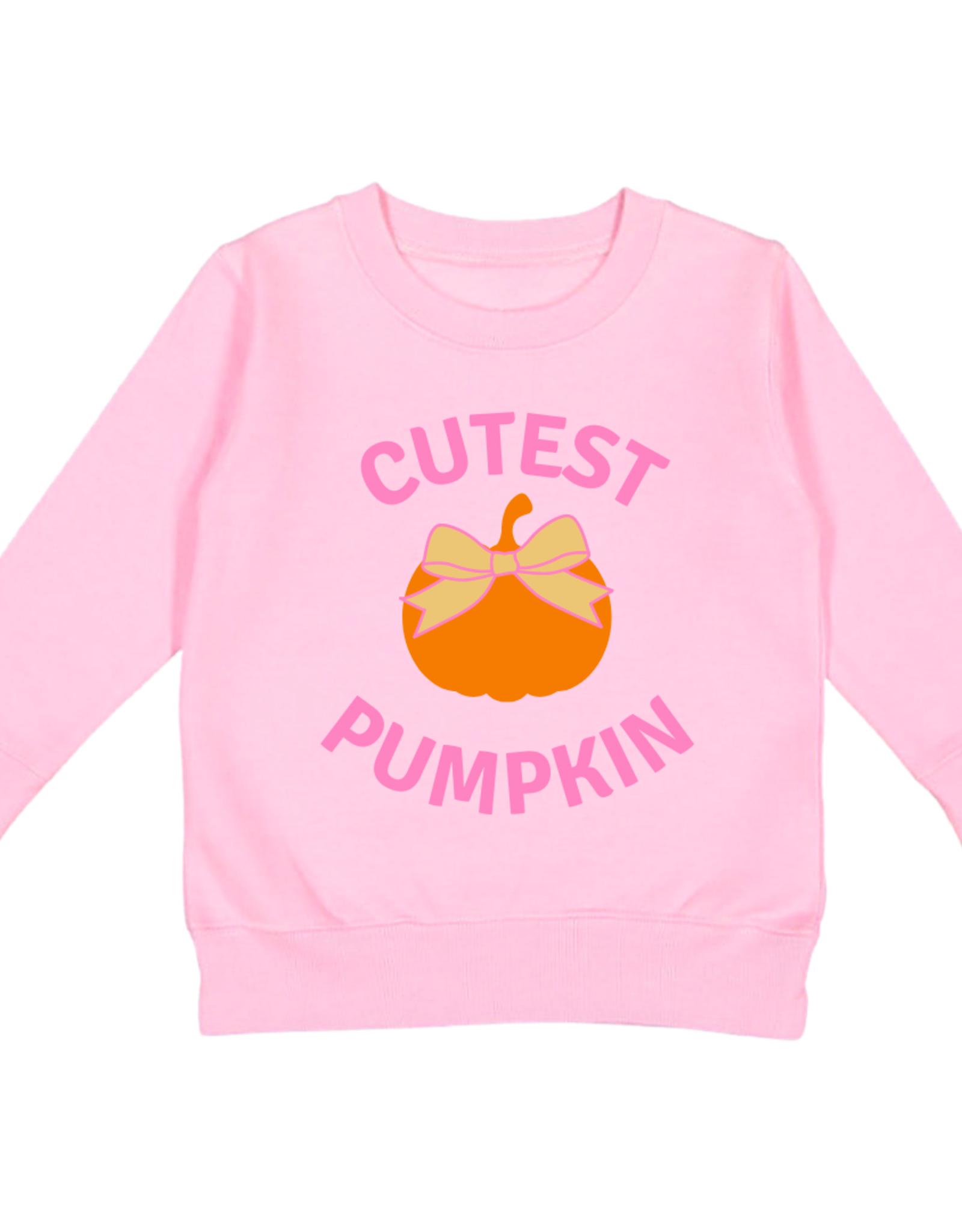 Cutest Pumpkin Sweatshirt