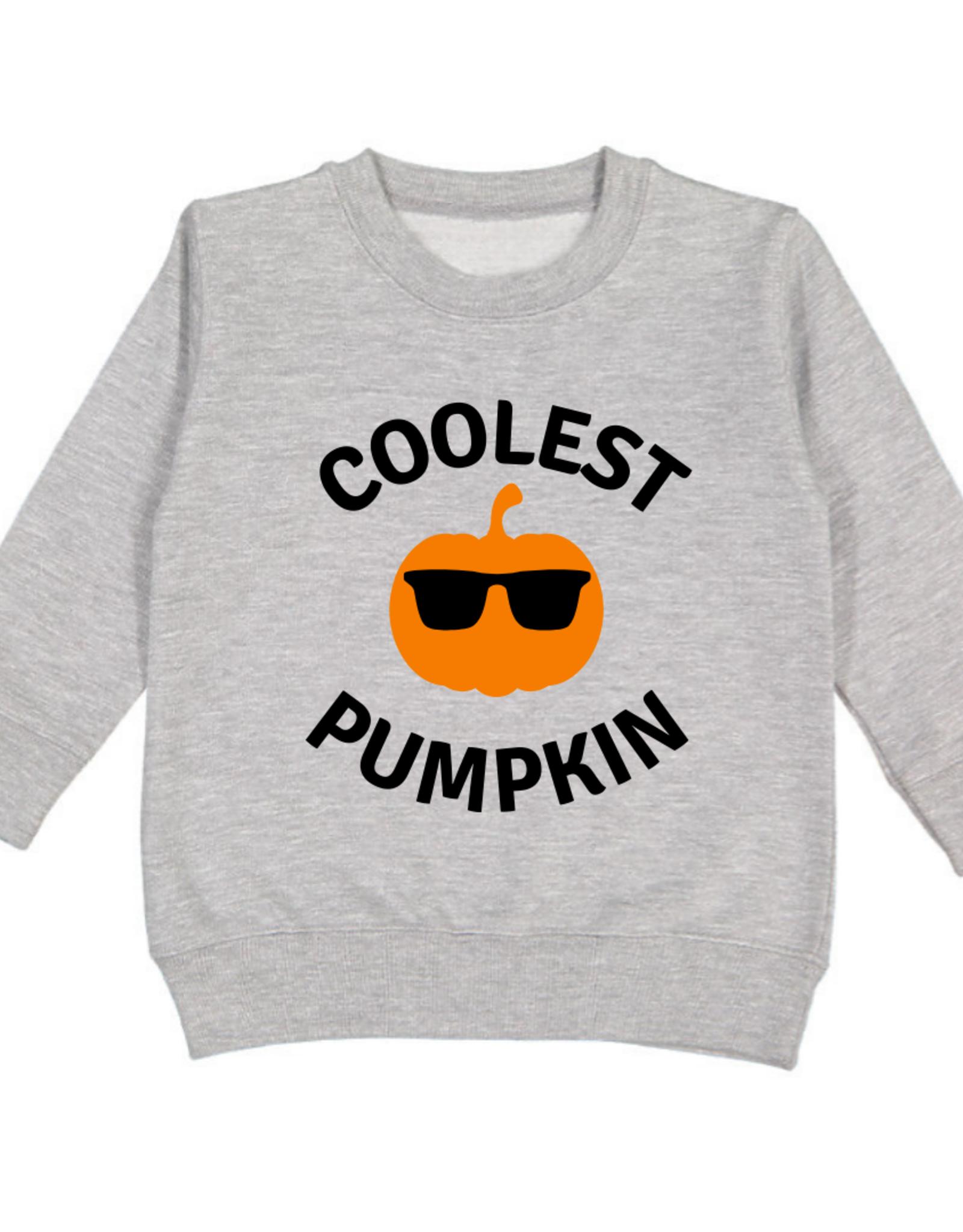 Coolest Pumpkin Sweatshirt