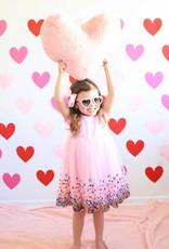 Pink Confetti Dress