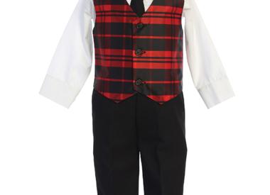 Boys Holiday Clothing