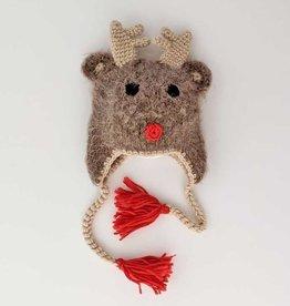 Huggalugs Rudolph Hat