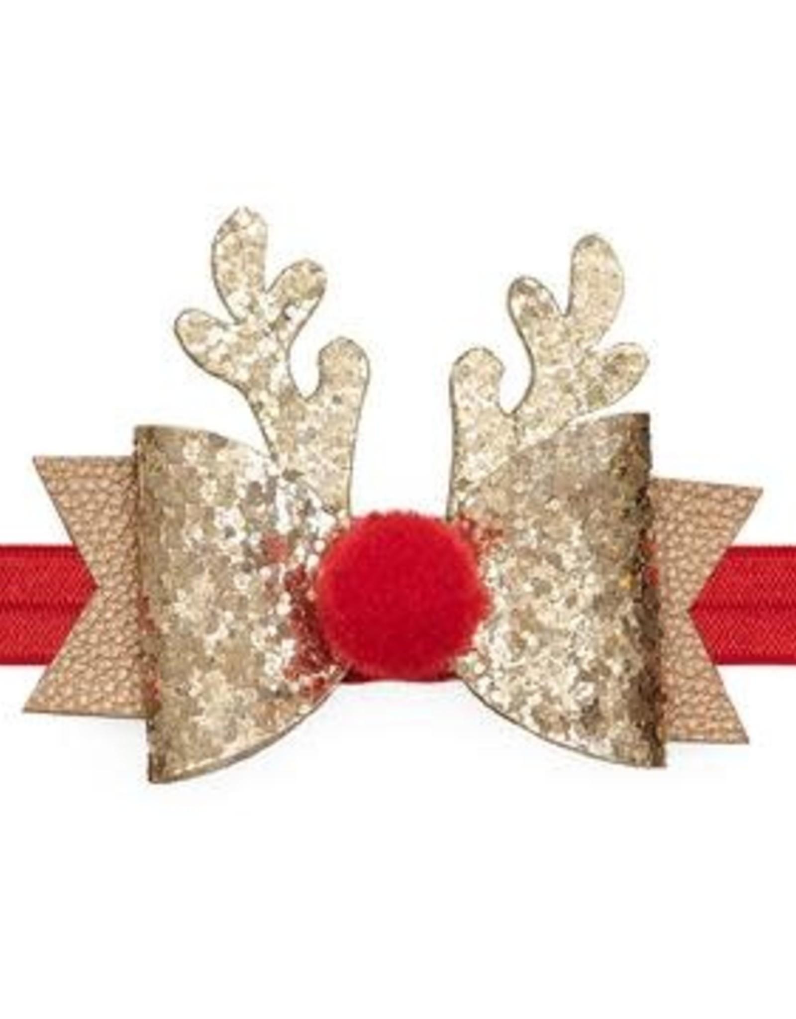 Reindeer Nose Soft Headband