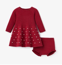 Red Dress w/bloomer