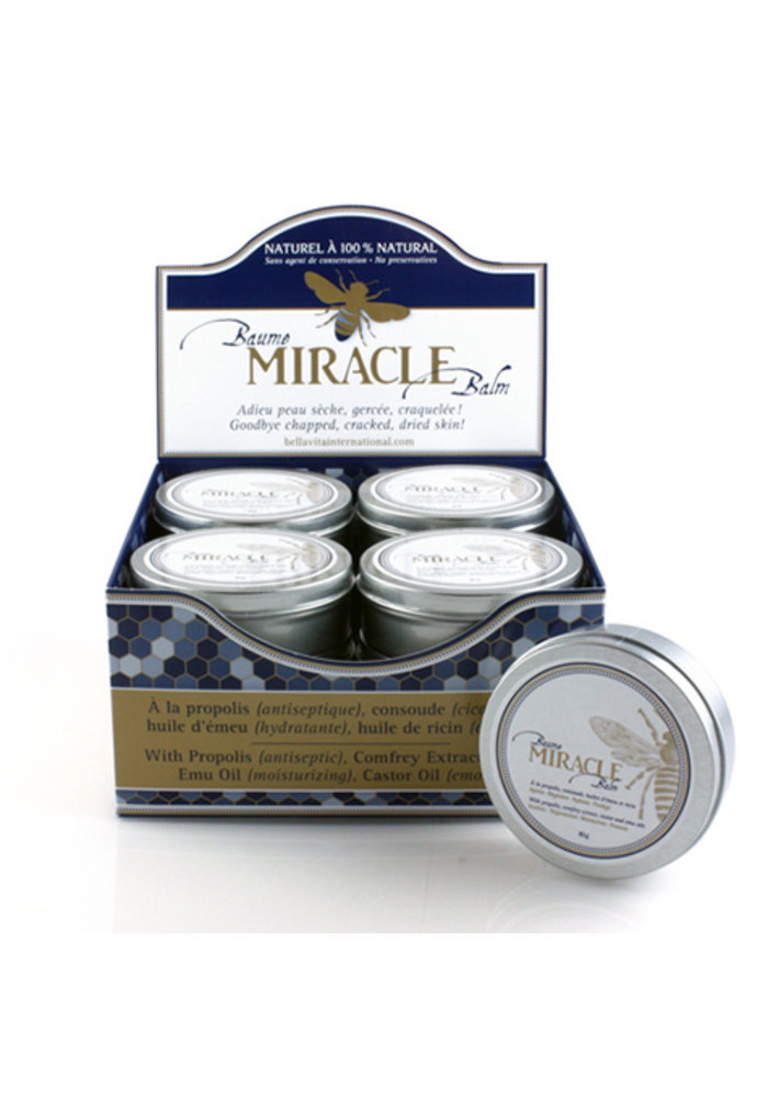 Baume miracle 80g