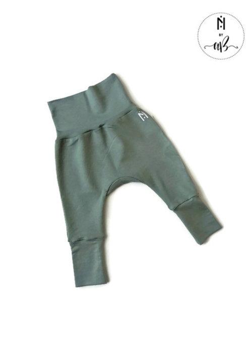 Collection Nörskin Nörskin Collection - Pantalon Vert 0-6 mois
