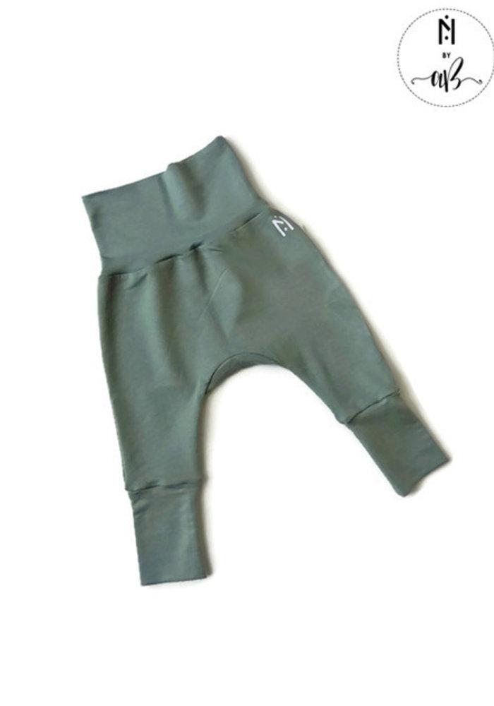 Nörskin Collection - Pantalon Vert 0-6 mois