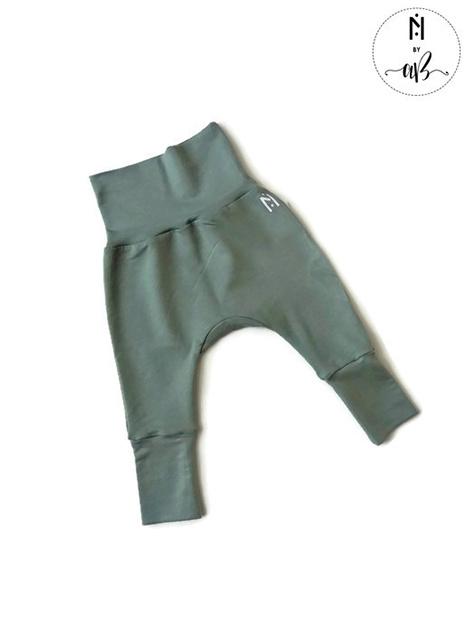 Norskin Nörskin Collection - Pantalon Vert 3-12 mois