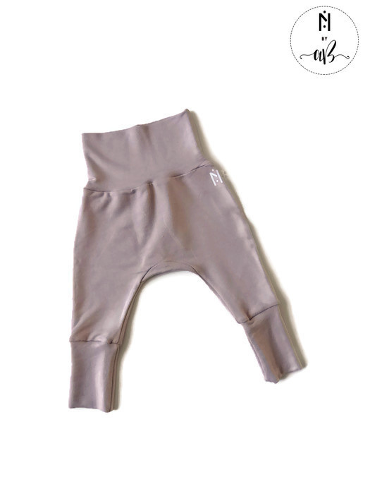 Création et Confection Alexandra Bauer Nörskin Collection - Pantalon Rose 0-6 mois