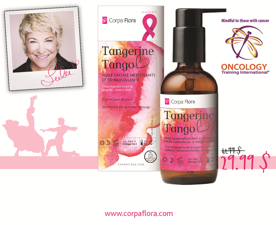 Corpa Flora Corpa Flora - Huile nettoyante Tangerine Tango 120ml