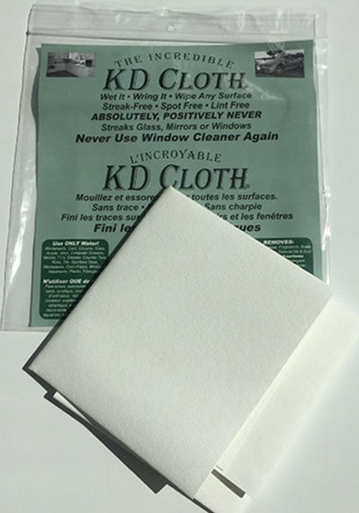 L'incroyable KD Cloth - chiffon essuie-tout