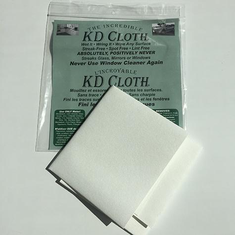 KD Cloth L'incroyable KD Cloth - chiffon essuie-tout