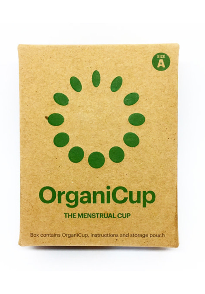 Organicup - Coupe menstruelle Size A