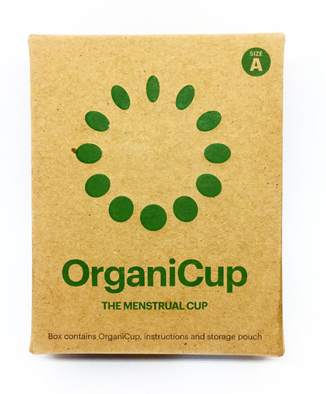Organicup Organicup - Coupe menstruelle Size A