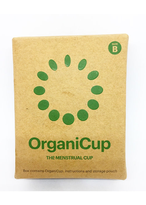 Organicup Organicup - Coupe menstruelle Size B