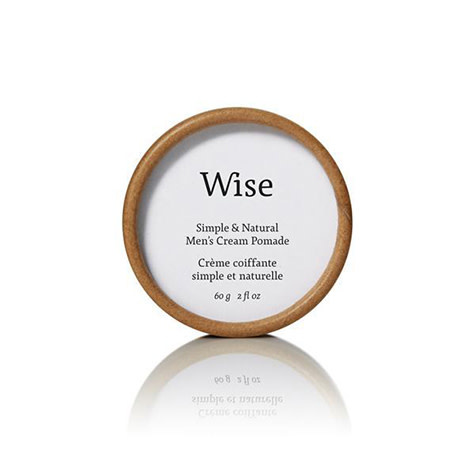 Wise Wise - Crème coiffante refill érable simple et naturel 60g
