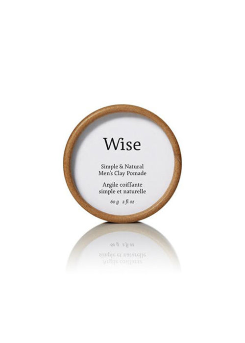 Wise Wise - argile coiffante refill simple et naturelle 60g