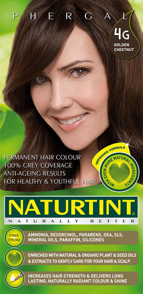 Naturtint Naturtint - Teinture CHÂTAIN DORÉ 4G