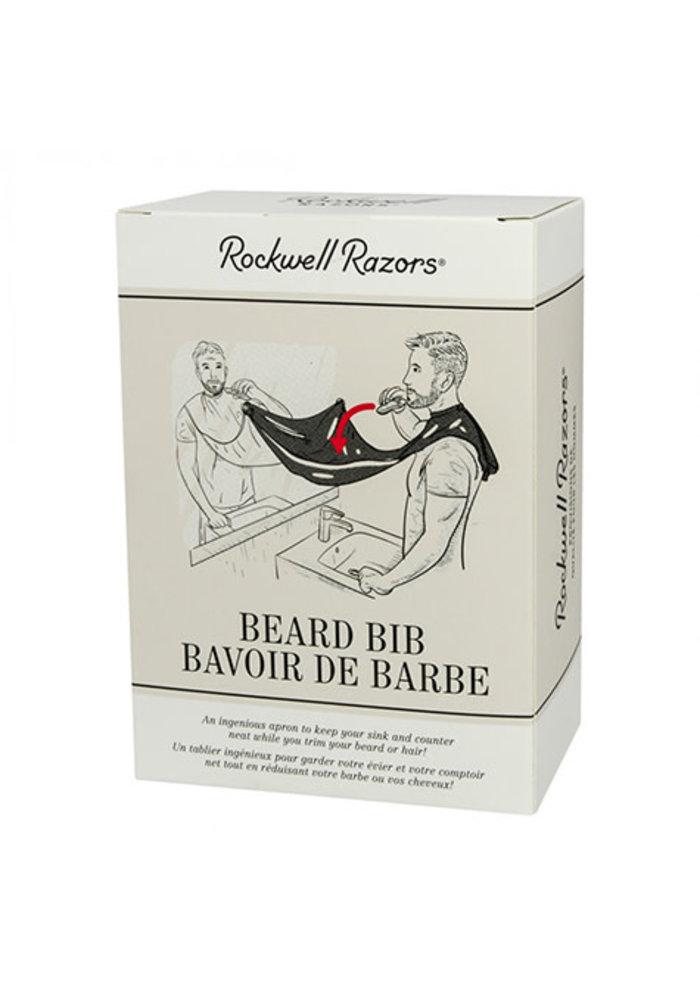 Rockwell Razors - Tablier à ventouses pour le rasage
