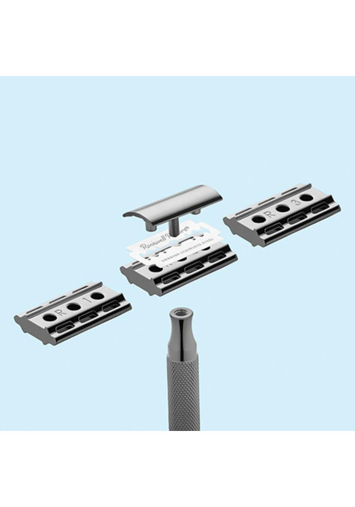 Rockwell Razors - Razors 6C White Chrome