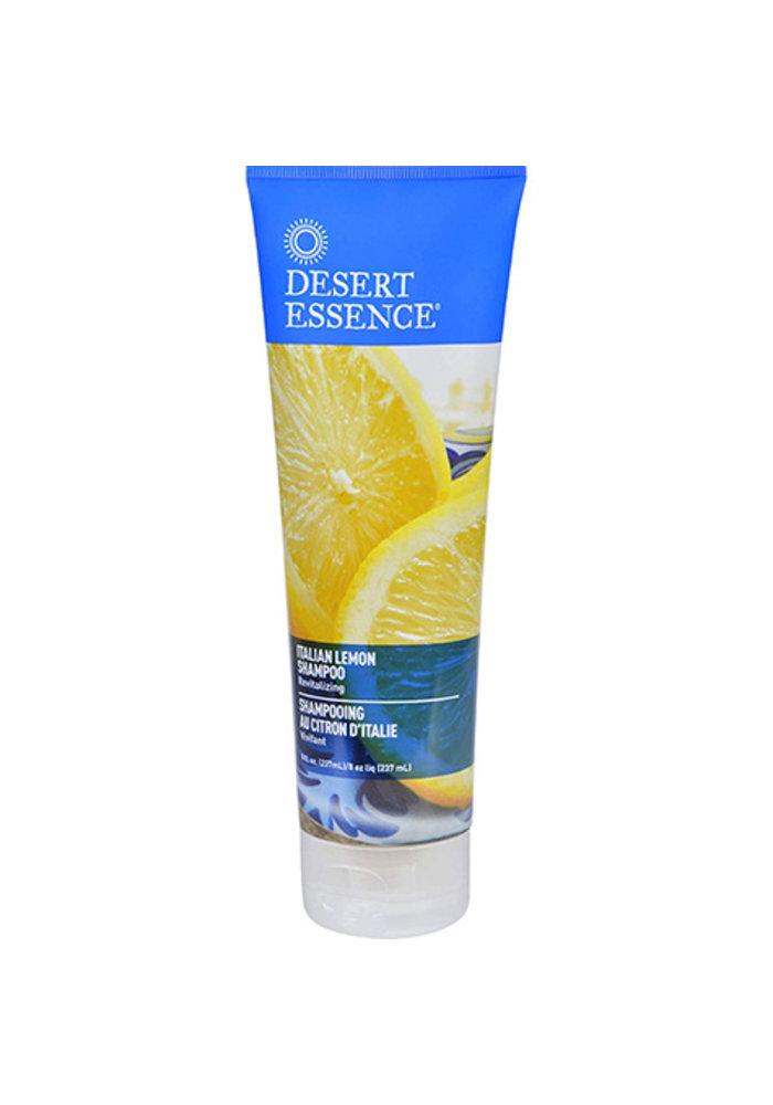 Desert Essence - Shampoing - Citron d'Italie 237 ml