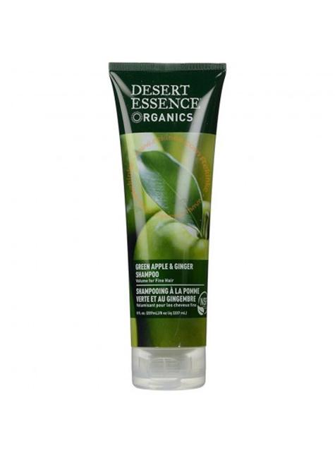 Desert Essence Desert Essence - Shampoing - Pomme verte et gingembre 237 ml