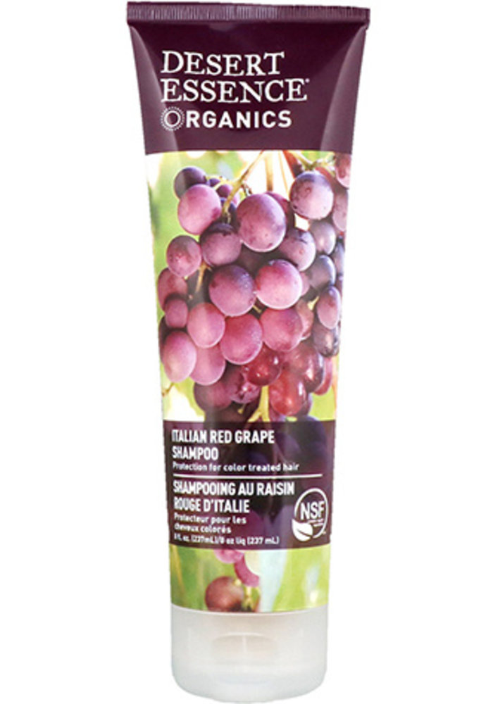 Desert Essence - Shampoing - Raisin Rouge d'Italie 237 ml