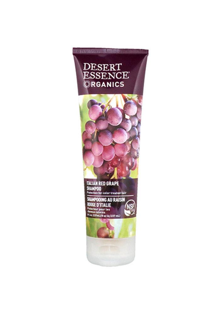Desert Essence - Shampoing - Raisin Rouge d'Italie 237 ml