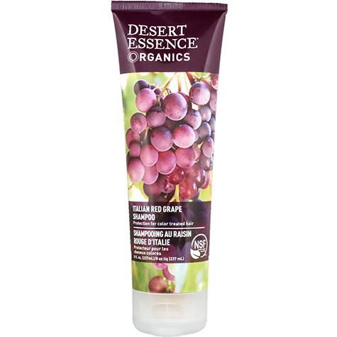 Desert Essence Desert Essence - Shampoing - Raisin Rouge d'Italie 237 ml