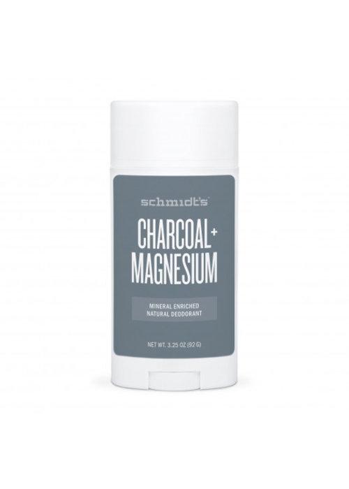 Schmidt Schmidt - Déodorant Charbon et Magnésium