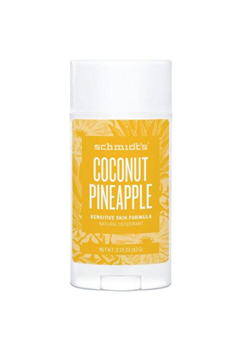 Schmidt Schmidt - Déodorant Noix de coco ananas