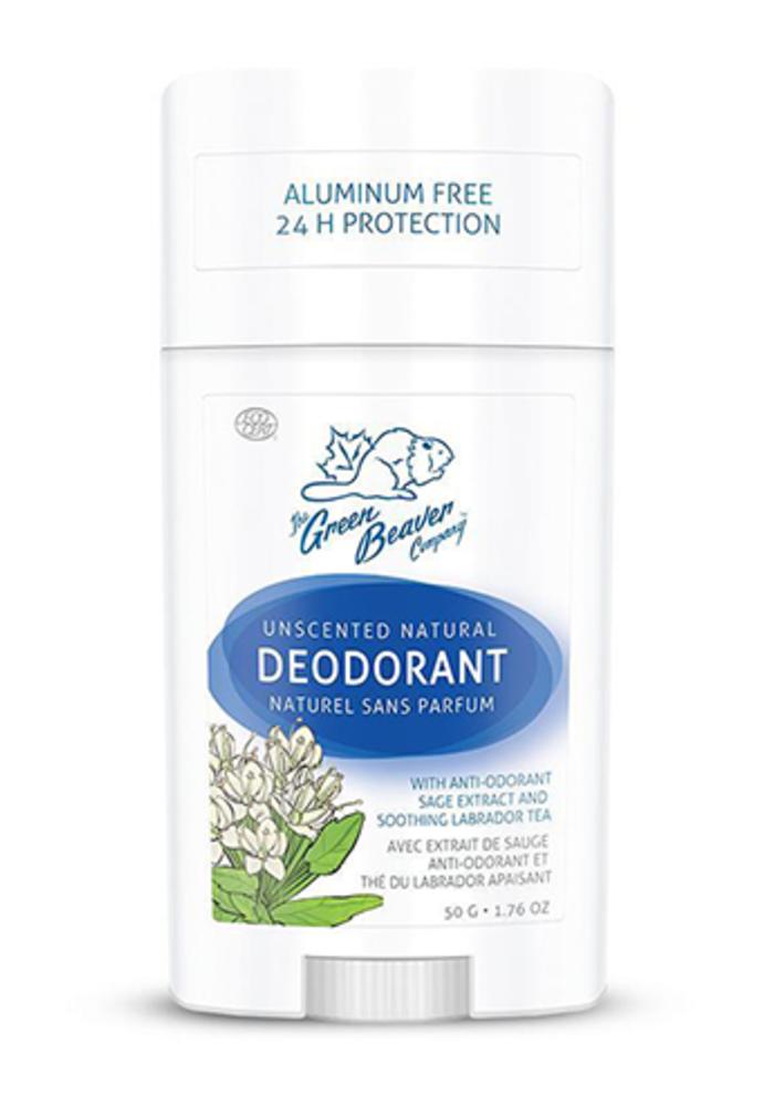 Green Beaver - Déodorant sans fragrance 50g