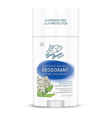Green Beaver Green Beaver - Déodorant sans fragrance 50g