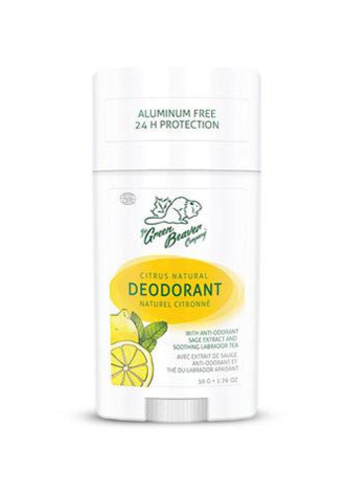 Green Beaver - Déodorant Citron 50g